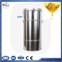 Hot sale Low price electrical 3/three frame honey extractors