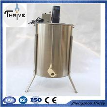 Thickened Stainless steel Self turning spleen honey extractor,Honey shake machine