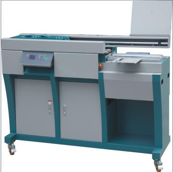 Electric Glue Binding Machine 60HA4 with Side Gluing