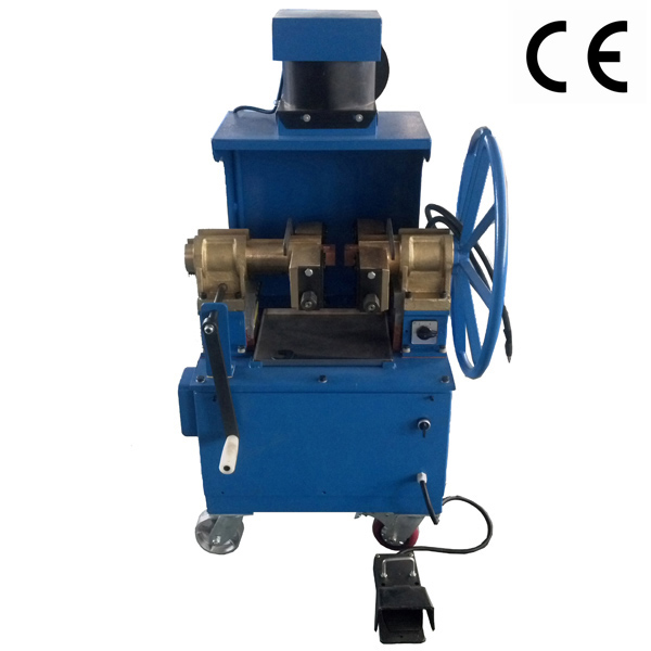 Wire rope annealing Machine with smoke exhaust