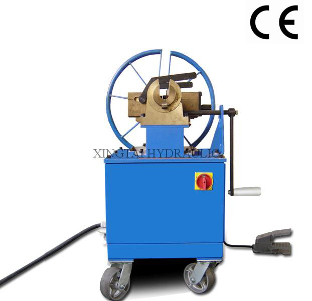 Wire rope annealing Machine