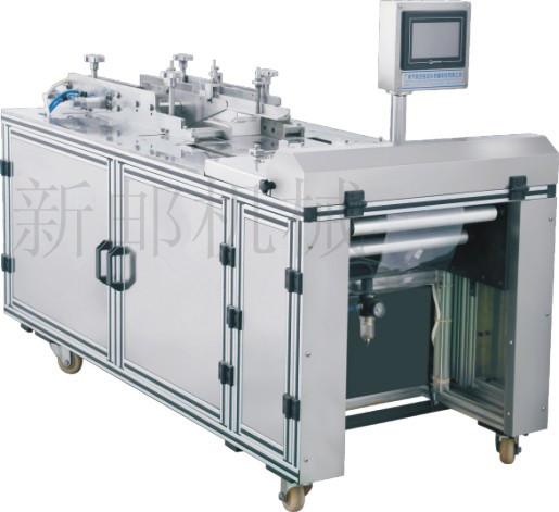 Полуавтоматическая трехмерная упаковочная машина