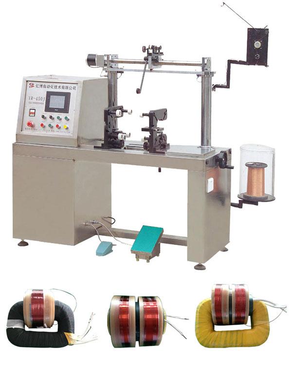 YR-450j намоточная машина цифрового программного управления для трансформатора напряжения