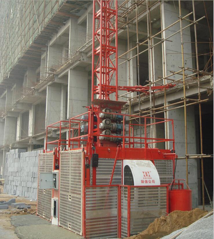 Эскалатор строительства Хаохуа SC200/200