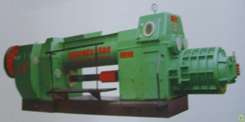 united vacuum brick making machine