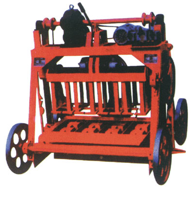 Mobile Block Machine