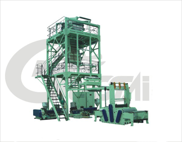 Co-extrusion Packing Film Blowing machine