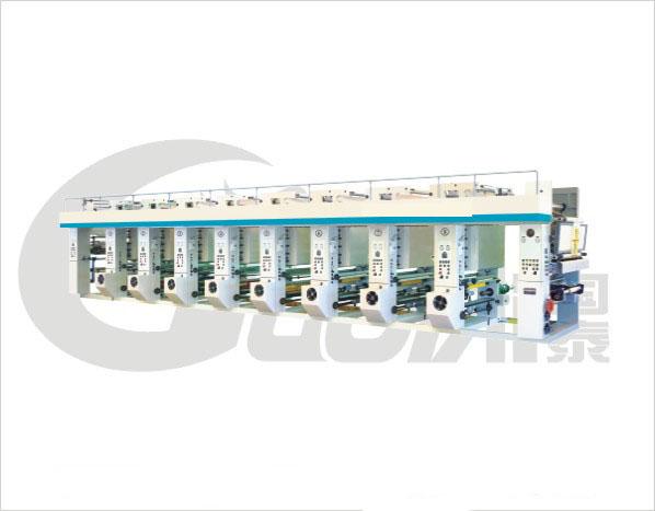 DFASY600-1000 Series High-speed Computer Gravure Printing Machine