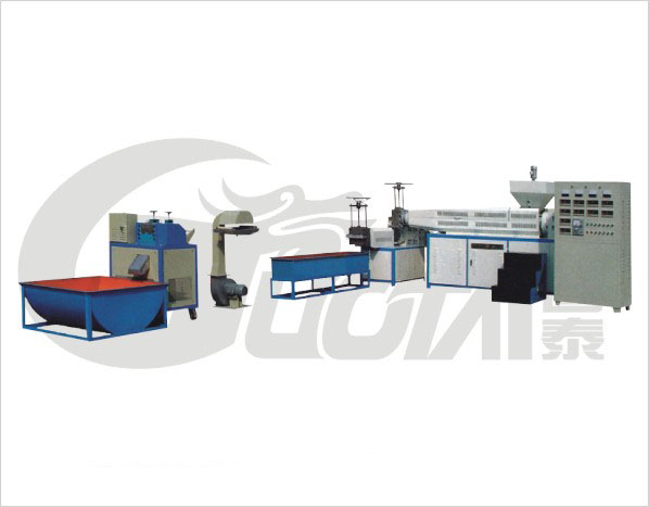 SJ-D High Speed Recycling Machine