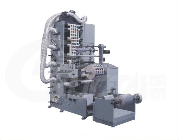 RY320-B UV FlexoGraphic Printing Machine