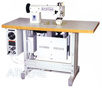 Ультразвуковая машина горячего соединения -YDN