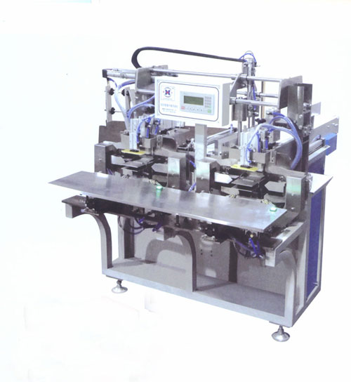822D Double Sofy Packing Machine Pumping