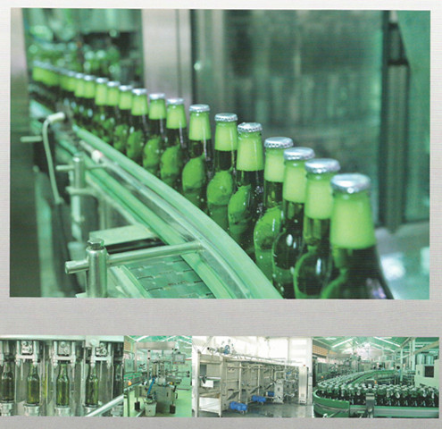 turnkey beer packing solutions