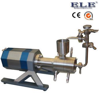 Horizontal Lab Bead Mill for Ink, Coating, Pigment