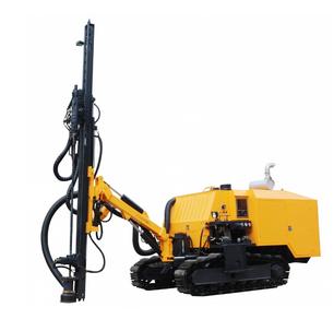 ZL138A crawler hydraulic rock drill