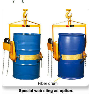 Drum Lifter Geared Type