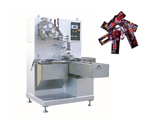 FPB-II SQUARE CANDY STICK PACKING MACHINE