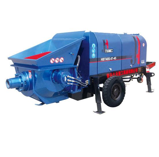 Hot Sale Large Concrete Pump/diesel Engine Aggregate