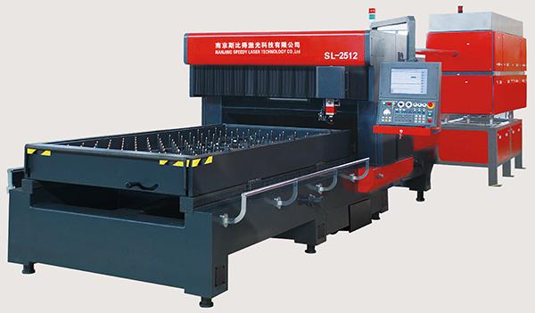 die board laser cutting machine  SL-2512