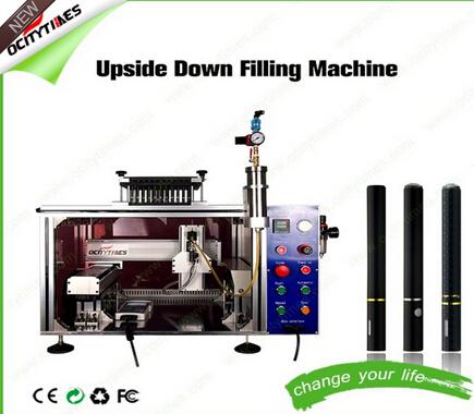 upsidedown machine
