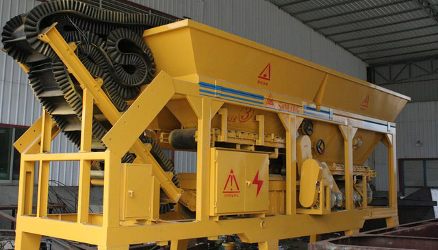YWCB Series of Mobile Stabilized Soil Mixing Plant