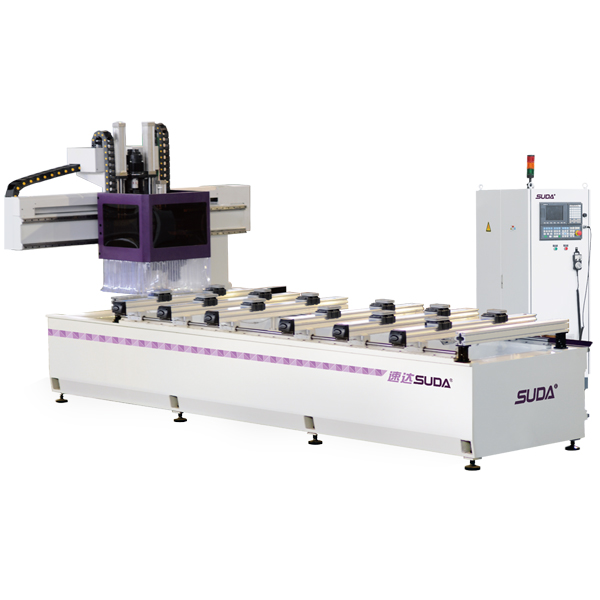 Heavy Duty Cantilever CNC Machining Centre