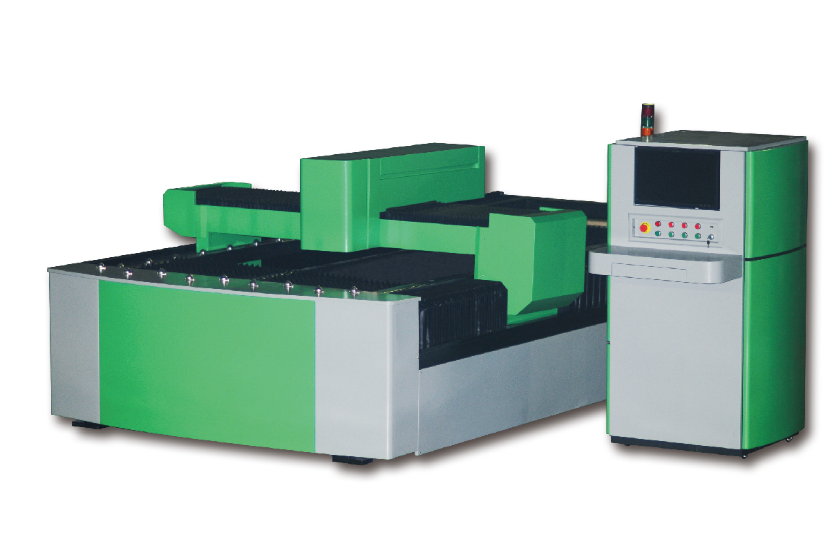 Industrial Metal Cutting Laser Machine
