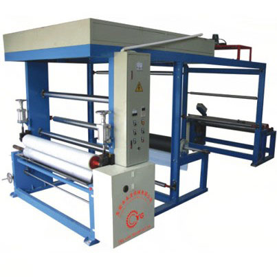 Printing Machine for Artificial Leather