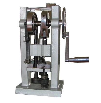 TDP-0T Hand-cranking Western medicine tablet press machine