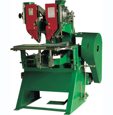 SC-606TR Double Head Riveting Machine