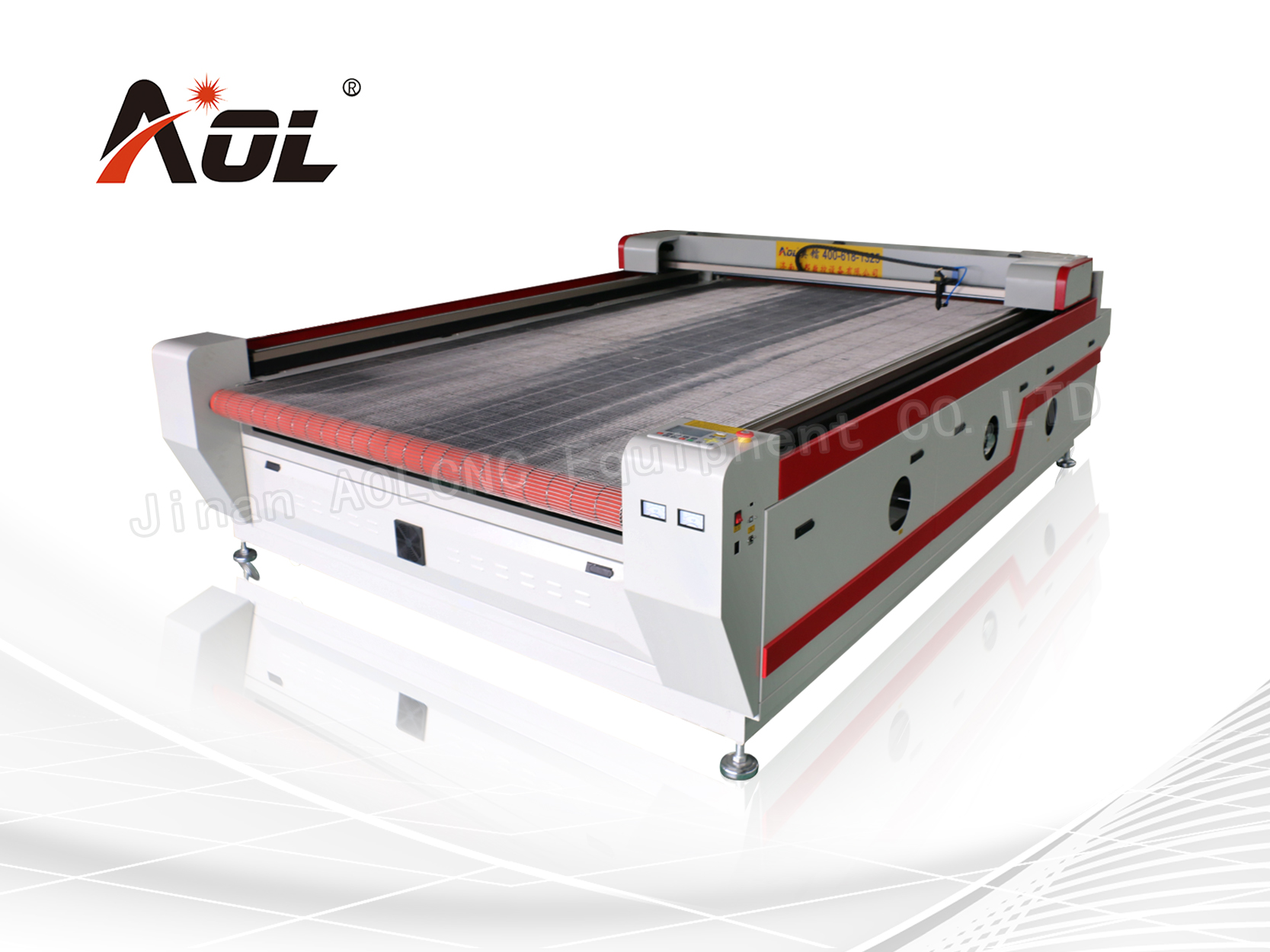 Garment Textile Auto Feeding Laser Cutting Machine