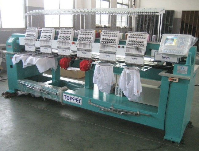 Tp flat t shirt cap embroidery machine equipmentimes