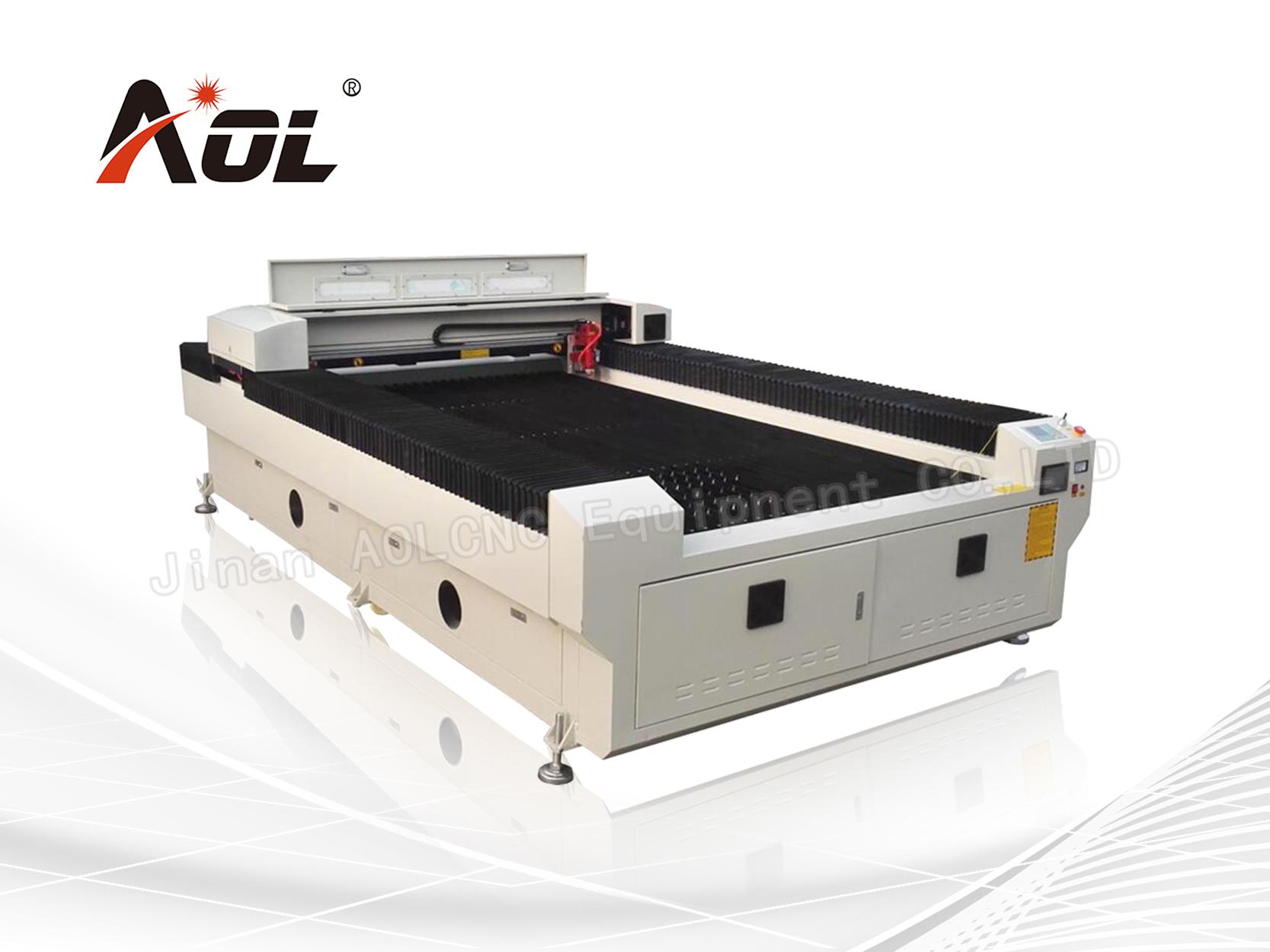 Large Format Metal/Non Metal Mixed Laser Cutting Machine