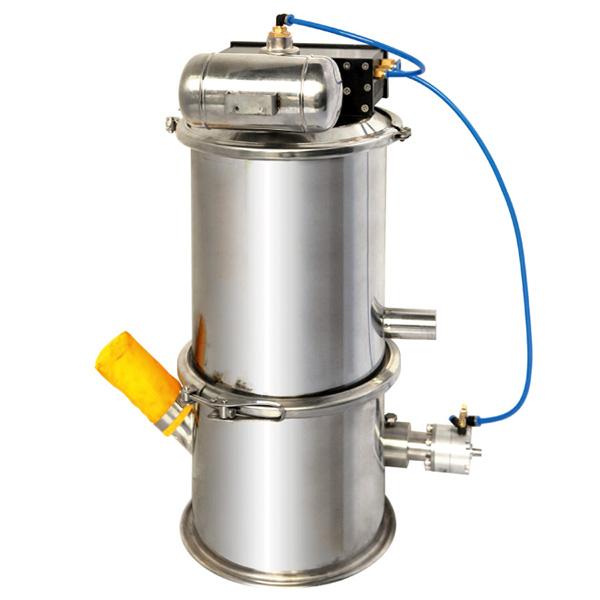QVC-2 Automatic Vacuum Charging Machine