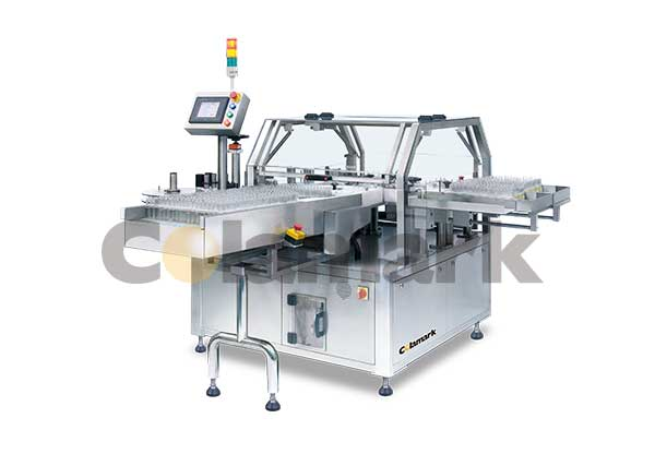 A103Rotary Vertical Round Bottle Labeling System
