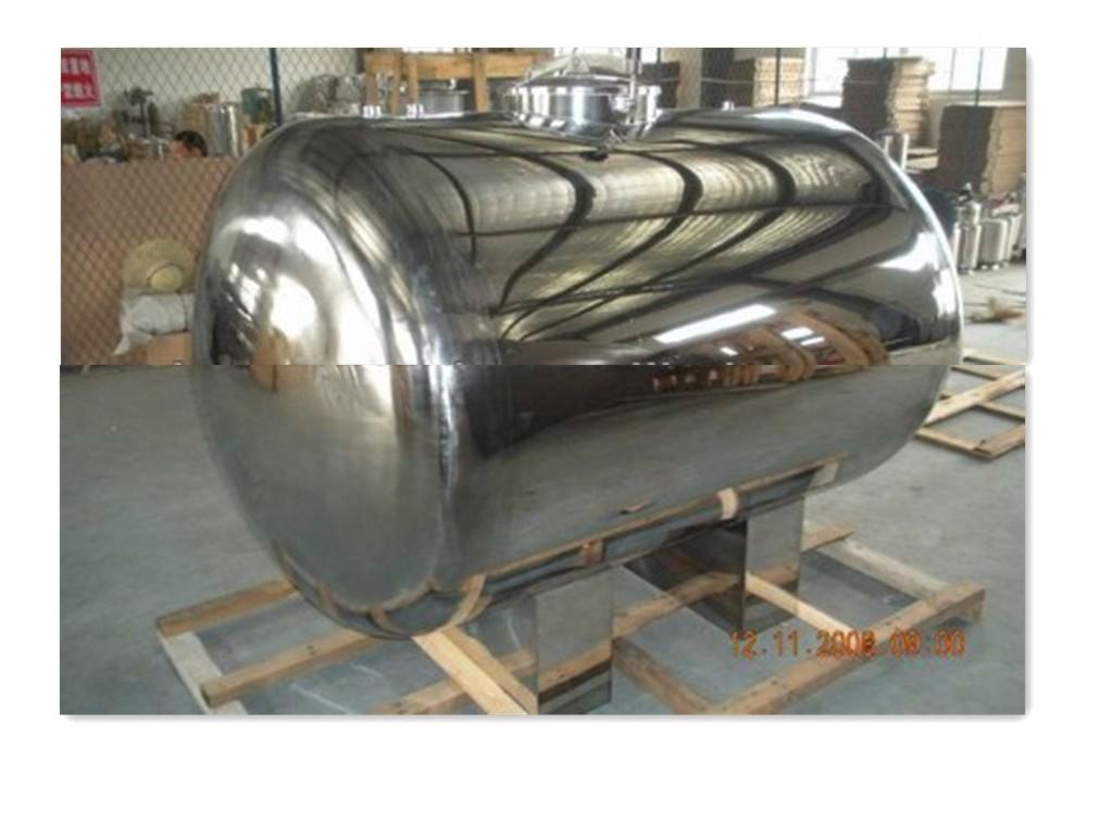 500 1000l Stainless Steel Diesel Fuel Storage Tank