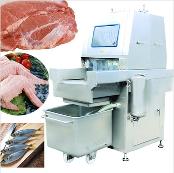 Chicken/fish/meat injector machine