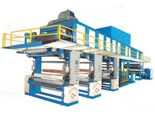 Printing Machine for PU Leather