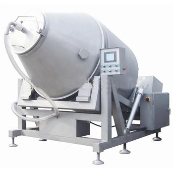 Fish tumbler machine