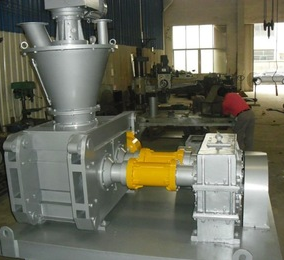 Granulation machine for chemical