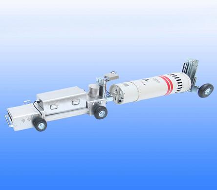Самолазящая машина трубопровода рентгеновского излучения ZY-10C