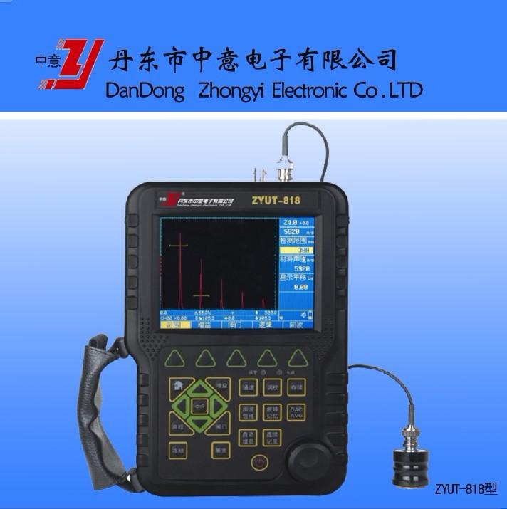 Цифровой ультразвуковой дефектоскоп ZYUT-818