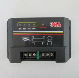 12V to 220V solar intelligent controller