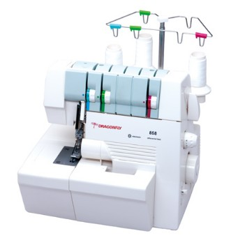DF858AD Multifunction Overlock Sewing Machine