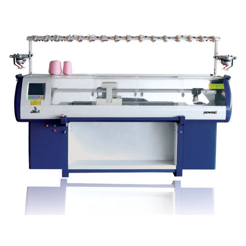 JPH-52S Single Carriage with Double System Computerised Knitting Machine