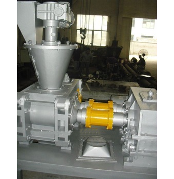 Dust / powder roll compactor machine