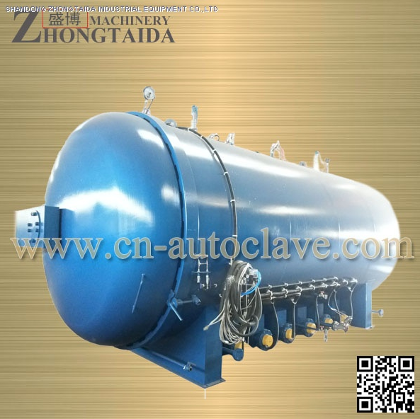 Semi-automatic Electric Heating Autoclave