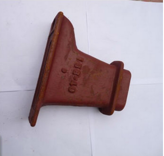 prestressed concrete flat anchor plate