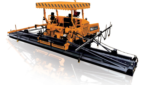 SPS95 Hydraulic Paver