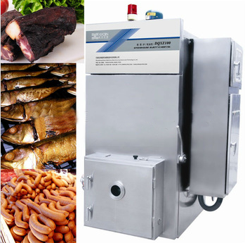 fish smoking oven machine